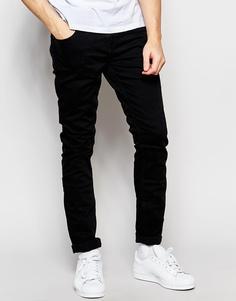 Черные джинсы скинни Scotch & Soda - The nero