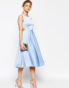 Платье миди с пышной юбкой Ted Baker - Xpowd blue (голубой)