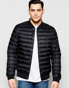 Дутая куртка из легкого нейлона Jack Wills - Черный