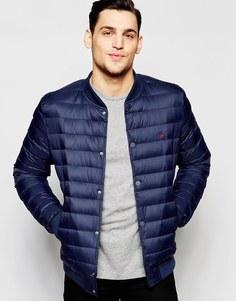 Дутая куртка из легкого нейлона Jack Wills - Темно-синий