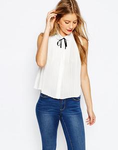 Блузка без рукавов со складками ASOS - Мульти