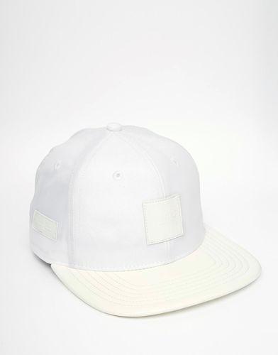 Бейсболка King Apparel White Label - Белый