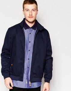 Куртка Харрингтон Lambretta - Темно-синий