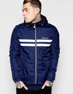 Куртка с капюшоном Ellesse - Выходной синий