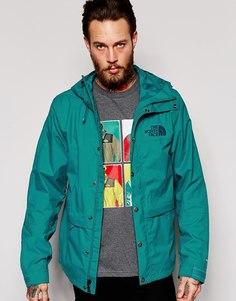 Куртка The North Face 1985 Mountain - Сине-зеленый