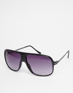 Солнцезащитные очки-маска Jack & Jones - Черный