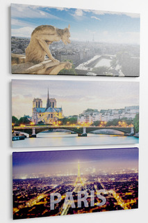 "Панно ""Париж"", 3пр. Pannorama"