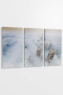 """Панно """"Густой туман"""", 3пр. Pannorama"""