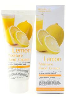 Крем для рук с лимоном 100 мл Foodaholic