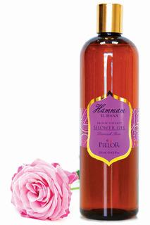 Гель для душа роза 400 мл Hammam EL Hana