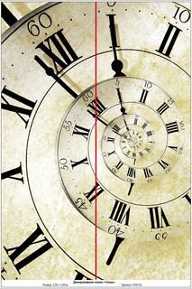 Обои Часы 200x280 Chernilla