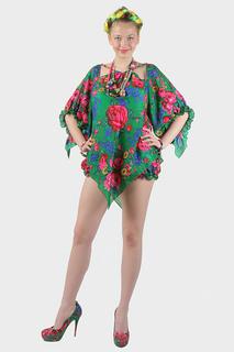 Платье с шортами Yana Stasia