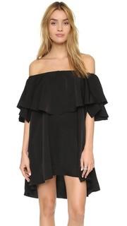 Платье Maison с открытыми плечами MLM Label