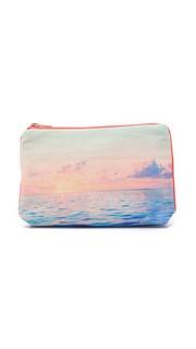 Маленькая сумочка с изображением заката Samudra