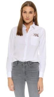 Рубашка на пуговицах Chaperche Paul &; Joe Sister