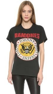Футболка Ramones1979 с принтом Madeworn Rock
