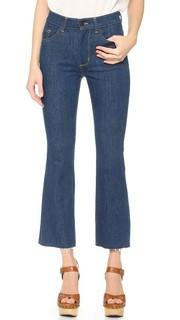 Укороченные расклешенные джинсы Emmylou Siwy