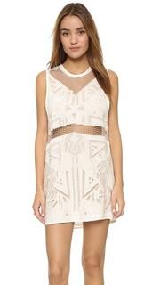 Короткое платье Laurie Cleobella