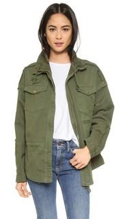 Куртка в стиле милитари Mc Guire Denim