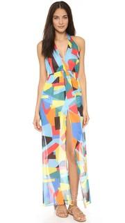 Макси-платье Geo La Spezia с принтом Milly
