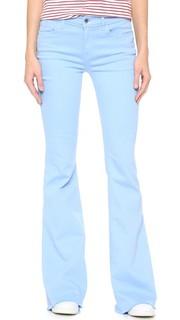Расклешенные джинсы Mariel Seafarer