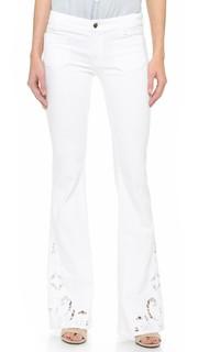 Расклешенные джинсы Penelope Special Seafarer