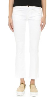 Расклешенные джинсы-скинни Kick Stella Mc Cartney