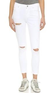 Укороченные джинсы-скинни Sophie с высокой посадкой