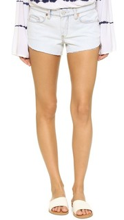 Обрезанные шорты Blank Denim