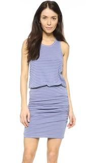 Платье в полоску без рукавов Sundry