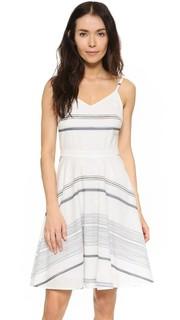 Платье Gretta с завязками на спине Three Dots