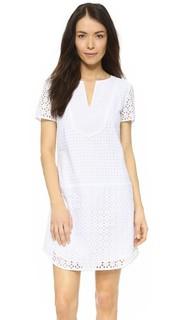 Платье из кружевного шитья Lorraine Three Dots