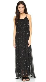 Платье Moon & Stars Flower Wildfox