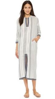 Платье Koy с длинными рукавами Zero + Maria Cornejo