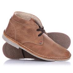 Ботинки зимние Wrangler Churlish Fur Brown