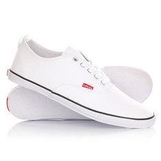 Кеды кроссовки низкие Levis Negroni Regular White Levi's®