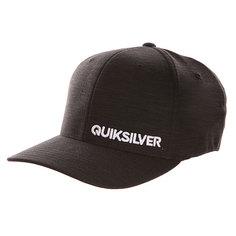 Бейсболка классическая Quiksilver Blind Sided Black