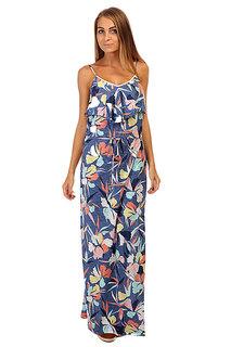 Платье женское Roxy Easy Tropical L J Cvup Noosa Floral Combo