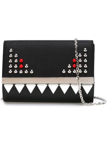 Fendi Фенди сумки: купить женскую кожаную сумку Fendi