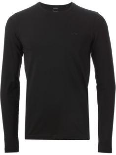 футболка с длинными рукавами Armani Jeans