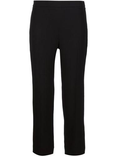 классические брюки-дудочки Carolina Herrera