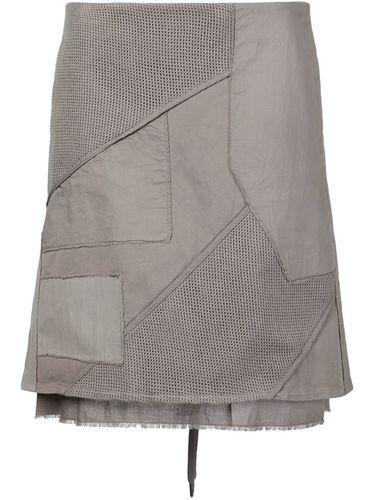 лоскутная юбка  Alexandre Plokhov