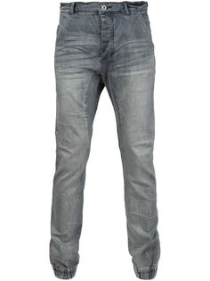 джинсы на резинке  Zanerobe