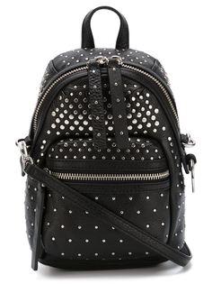 рюкзак с заклепками  Marc By Marc Jacobs
