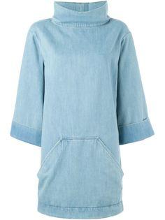 джинсовое платье  Chloé