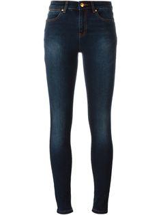 джинсы кроя скинни Michael Michael Kors
