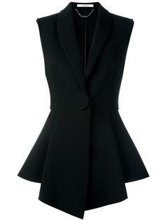 жилетка с баской Givenchy