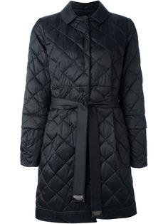 стеганое пальто  Max Mara