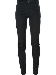 байкерские джинсы  Diesel