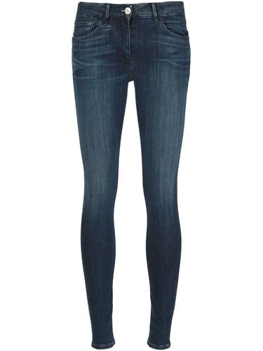 джинсы скинни средней посадки 3X1
